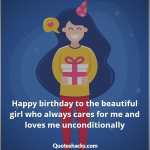 Strange 73 Sweet Happy Birthday Beautiful Wishes For Her Quotes Hacks Funny Birthday Cards Online Fluifree Goldxyz