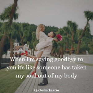 Goodbye quotes for her