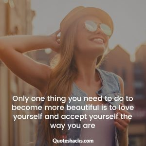 You are beautiful quotes