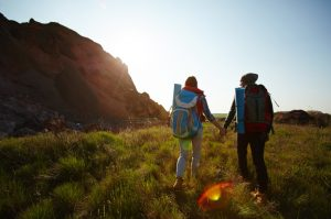 Trekking: things to do with your girlfriend